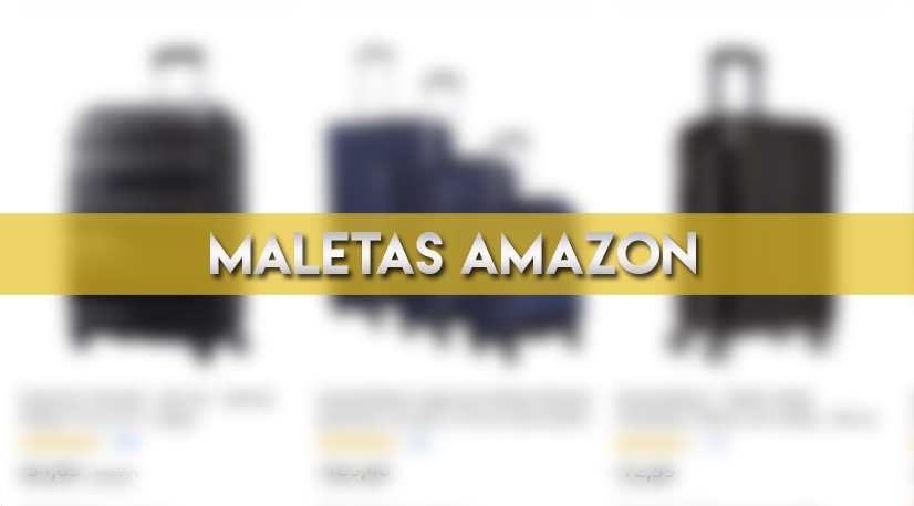 Maletas Amazon