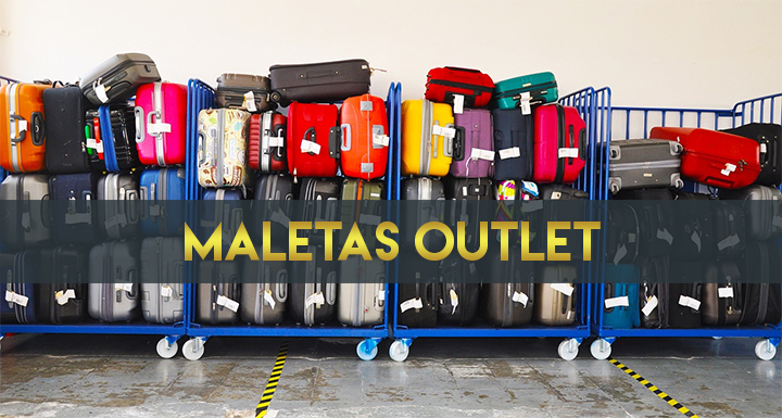 maletas outlet en oferta