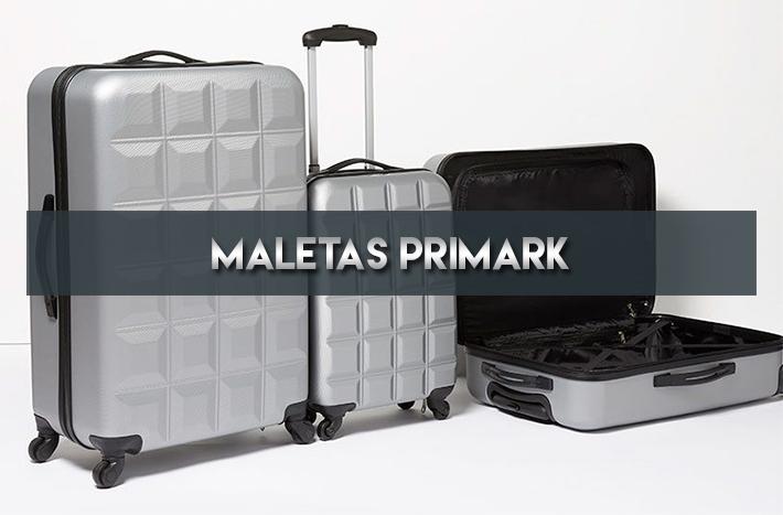 Maletas Primark